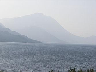 Tutshi Lake from Klondike Highway, British Columbia 5.jpg