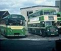Two Buses at the former Aldershot Bus Depot - geograph.org.uk - 2747843.jpg