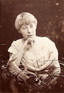 Katharine Tynan Irish poet
