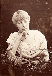 Katharine Tynan Irish poet and novelist (1859-1931)
