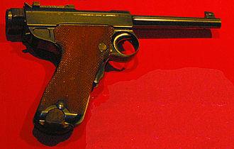 "Nambu pistol - Original ""Grandpa"" Type A"