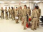 U.S. Marines and Sailors donate blood in Helmand Province 140814-M-EN264-039.jpg