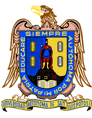 Universidad Autónoma de San Luis Potosí - Image: UASLP.1
