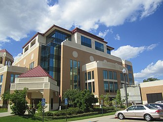 University of Louisiana at Monroe - ULM Library and Conference Center