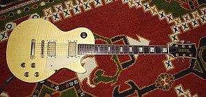 Univox - Univox Gimme guitar, natural finish
