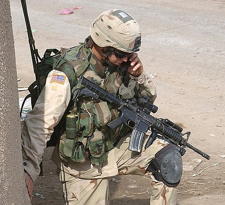 M4 carbine - Wikiwand