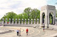 USA-World War II Memorial0