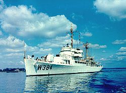 USCGC Cook Inlet (WHEC-384)