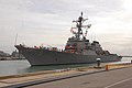 USS Donald Cook (DDG-75) arriving at Naval Station Rota in 2014.JPG