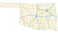 US 283 (Oklahoma) map.png