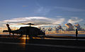 US Navy 070809-N-3729H-337 An SH-60F assigned to the Eightballers of Helicopter Anti-Submarine Squadron (HS) 8 lands on the flight deck of the Nimitz-class aircraft carrier USS John C. Stennis (CVN 74).jpg