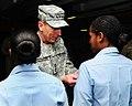US Navy 091126-N-9760Z-062 Gen. David H. Petraeus visits USS Nimitz on Thanksgiving Day, 2009.jpg