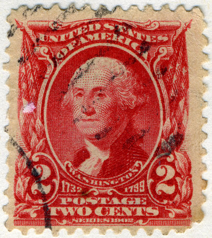 File Us Stamp 1902 2c Washington Jpg Wikimedia Commons