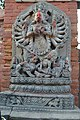 Ugrachandi Statue at Bhaktapur Durbar Square.jpg
