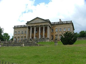 Ralph Allen - Prior Park House, home of Ralph Allen