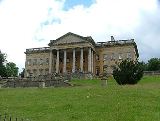Ralph Allen - Prior Park House, home of Ralph Allen