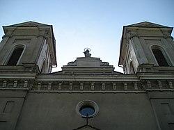 Kościół katolicki w Krzemieńcu