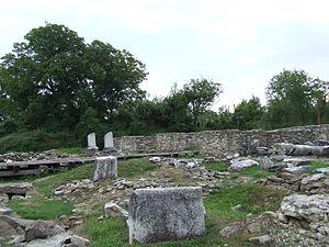 Sarmizegetuza, Hunedoara County, Romania