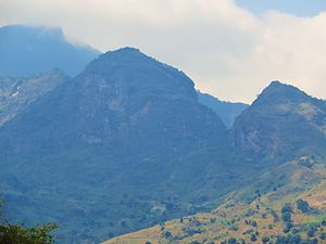 Uluguru Mountain