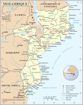 Mozambique - Wikipedia