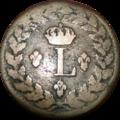 Un décime Louis XVIII B.png