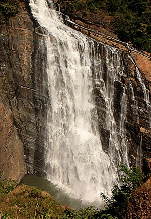 Unchalli Falls - Unchalli Falls