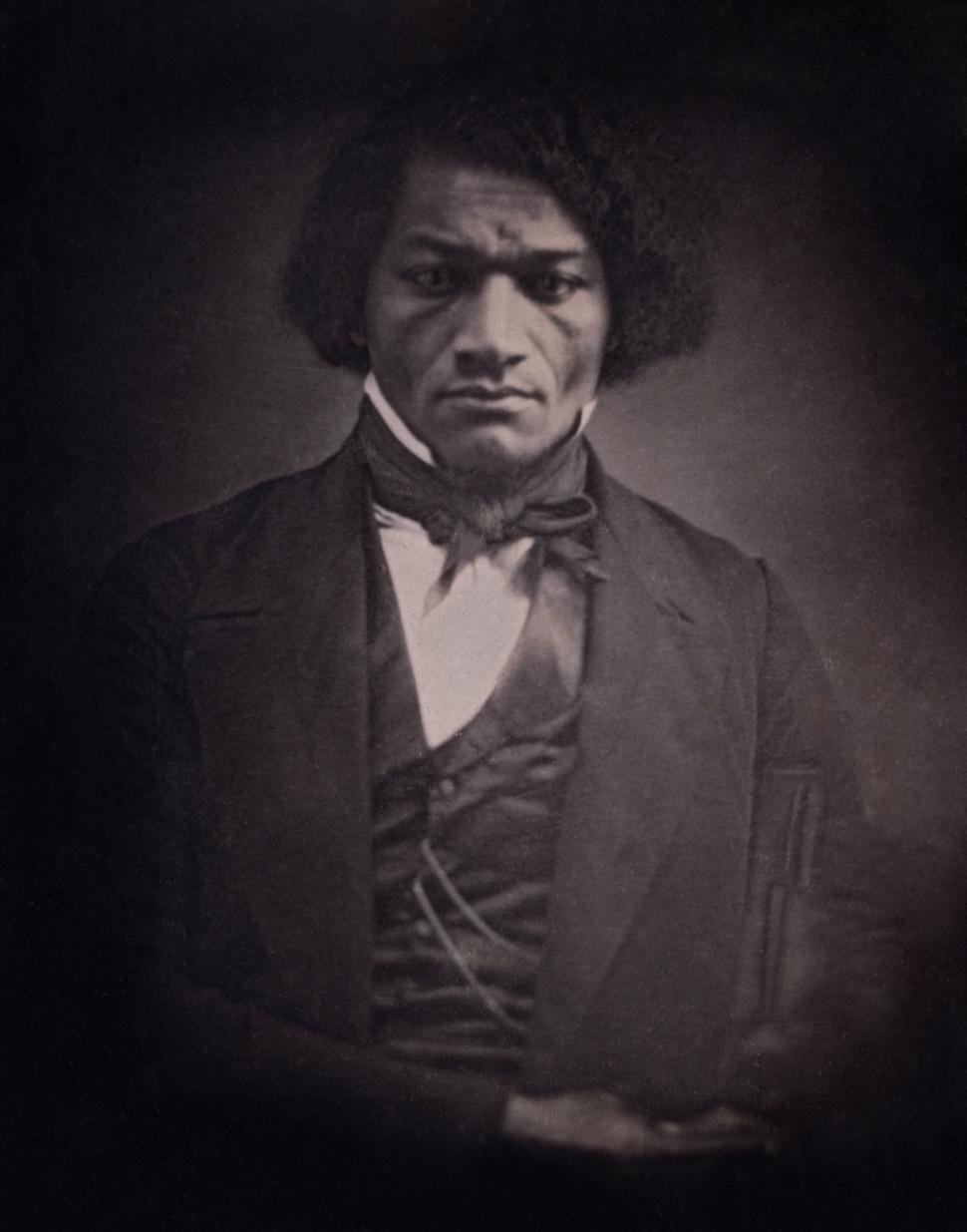 Unidentified Artist - Frederick Douglass - Google Art Project-restore