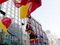 United Belgium Brussels demonstration 20071118 DMisson 00020b Belliard street.jpg