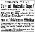 Unity and Oysterville stage ad May 1876.jpg