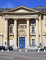 Université Panthéon-Assas - Faculté de droit de Paris - Façade Entrée Place du Panthéon.jpg