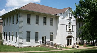 J. William Fulbright College of Arts and Sciences - Image: University of Arkansas School of Social Work