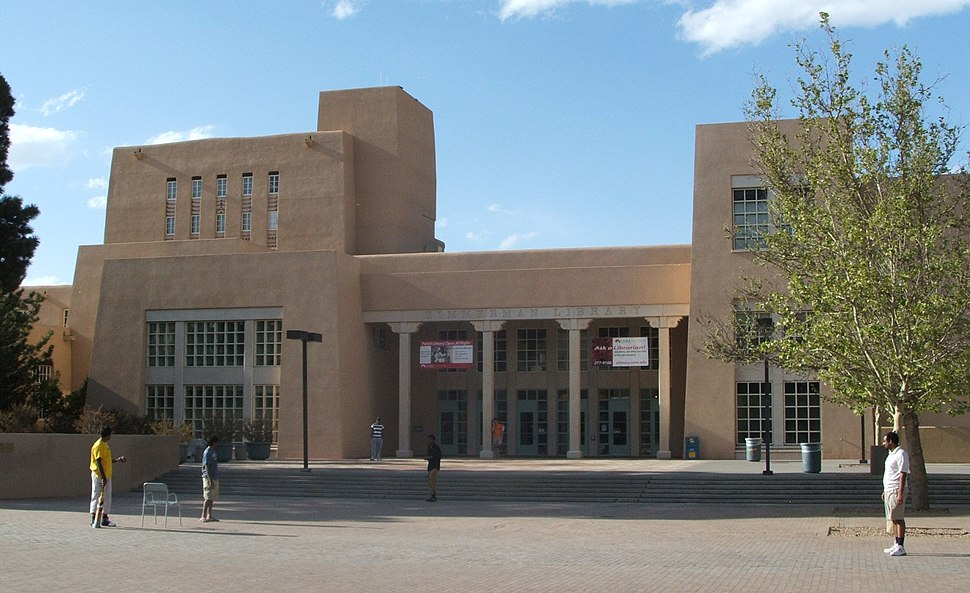 Unm zimmermanlibrary