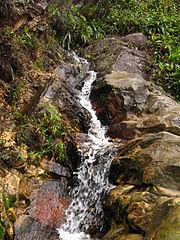 Водопад Верхней Амазонки