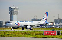 Ekaterinburg Koltsovo Airport-Statistics-Ural Airlines Koltsovo