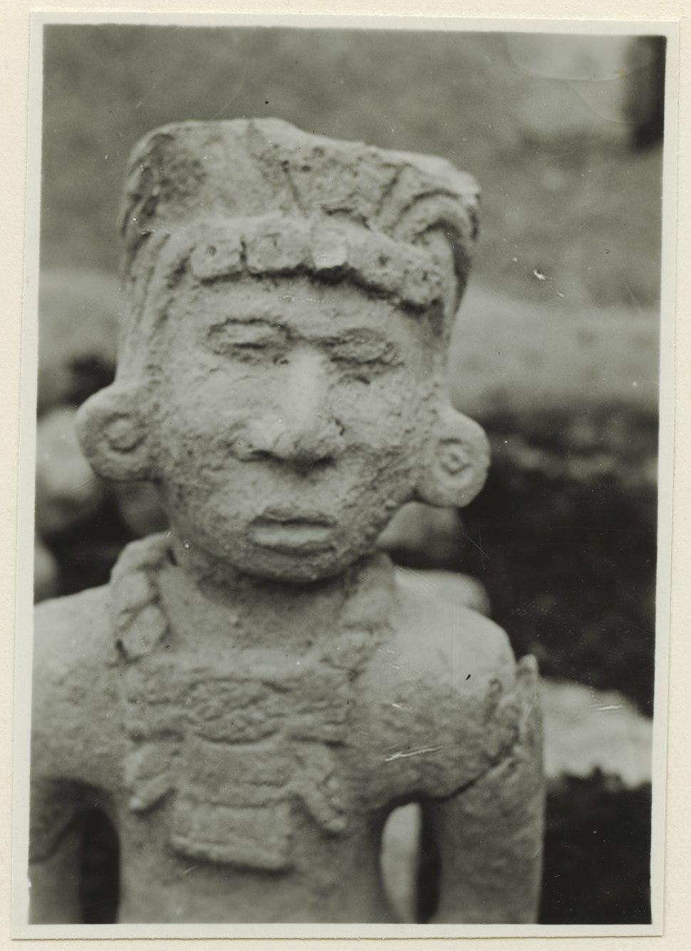 Utgrävningar i Teotihuacan (1932) - SMVK - 0307.f.0075