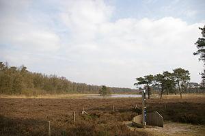 Utrechtse Heuvelrug National Park - Image: Utrechtse Heuvelrug Egelmeer