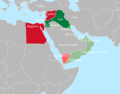 VAR und Arabische Föderation 1958.png