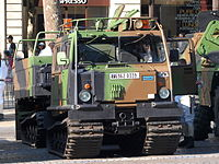 VHM-1, (Véhicule haute mobilité), French army licence registration '6932 0993' photo-2.JPG