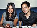 VJ Juhi at an event at Koh hosted by Shruti Seth 05.jpg