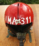 VMA-311Flight Helmet