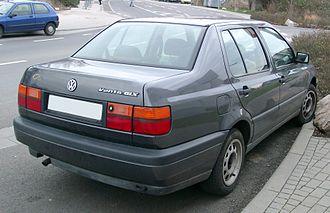 Volkswagen Vento - 1992–1999 Volkswagen Vento