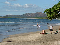 View Of Tamarindo Beach