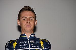 Riccardo Riccò - Image: Vacansoleil 2011 (245)