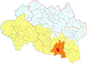Bellerive-sur-Allier - Image: Vaissa dins la Comunautat d'Aglomeracion Vichèi Val d'Alèir