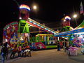 Valdosta Mall Fall Carnival 2015, Hero Zone.JPG