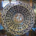 Valencia, piatto con monogramma di san bernardino, 1450 ca.JPG