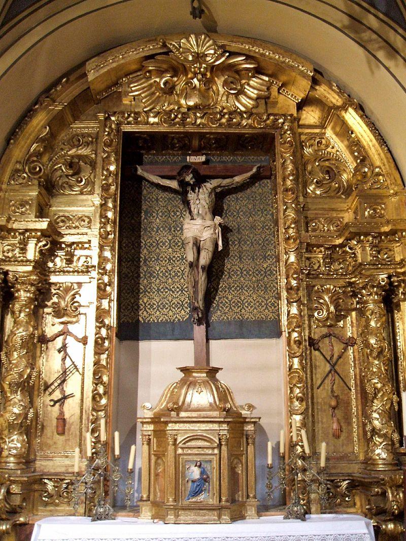 Valladolid - Iglesia de Nuestra Señora de las Angustias 05.JPG