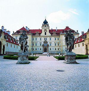 Valtice - Valtice Palace