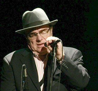 "It's All Over Now, Baby Blue - Van Morrison covered ""It's All Over Now, Baby Blue"" both as a member of Them and as a solo artist."