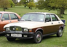 New Ford Gt >> Austin Allegro - Wikipedia
